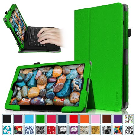 """Fintie Rca 11 Maven Pro 11.6"""" (RCT6213W87DK) & RCA Cambio 11.6 inch (W116V2) Tablet Case Vegan Leather Cover, Green"""