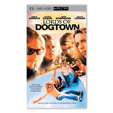 Refurbished Lords Of Dogtown UMD For PSP Action