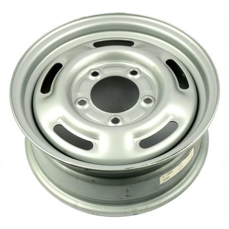 1999 - 2002 Kia Sportage 15x6-1/2 Steel 5 Lug Wheel Rim Part Number K9965086050 1998 Kia Sportage Wheel