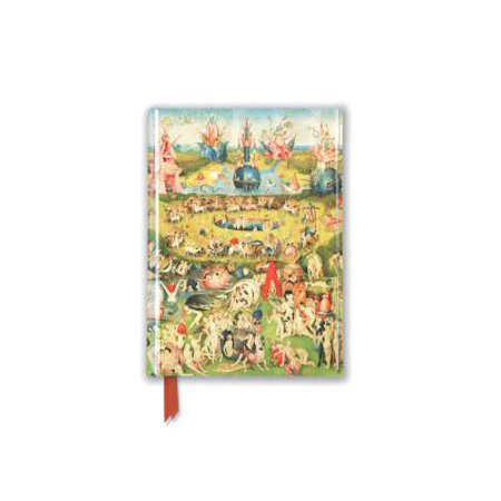 Bosch Garden - Bosch: The Garden of Earthly Delights (Foiled Pocket Journal)