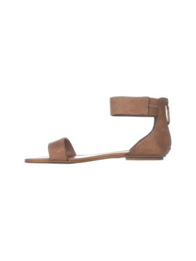 35b69394cc8b Product Image American Rag Womens Akeley Suede Open Toe Casual Ankle Strap