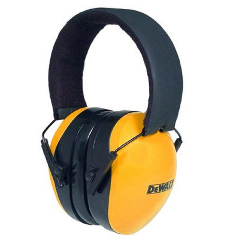 DeWalt Lightweight Folding Earmuff NRR 29dB