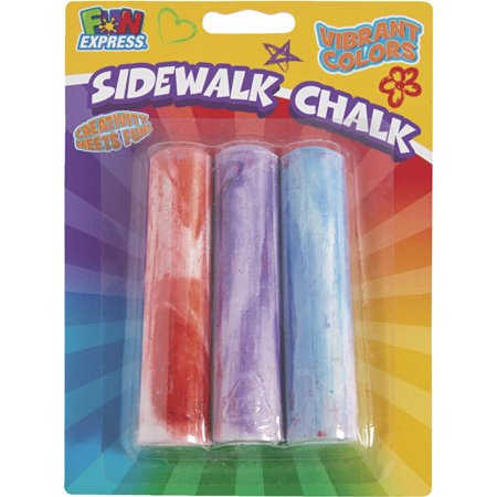 Fun Express Marble Chalk 13749336 Pack of 12