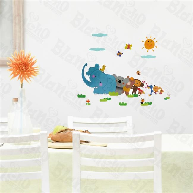 9.4 by 16.5 in. Have Fun - Hemu Wall Decals Stickers Appliques Home Decor