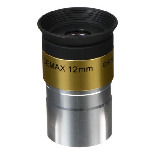 """""""Meade Instruments Coronado CEMAX Eyepiece - 12mm Solar Eyepiece"""""""