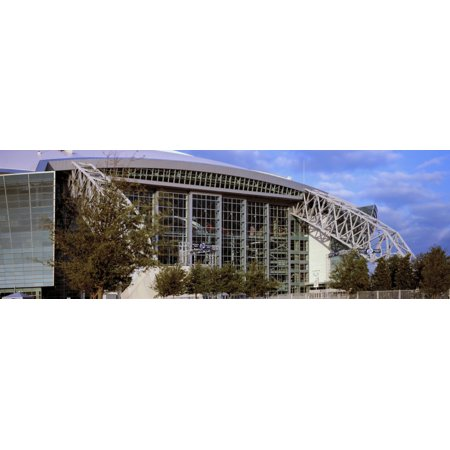 Nfl Dallas Cowboys Texas Stadium (Dallas Cowboy Stadium Dallas Texas USA Poster Print)