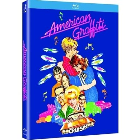 American Graffiti  Blu Ray