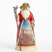 Jim Shore 4041070 Santas of the World Collection Australian NEW 2014