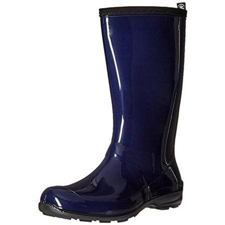 Kamik Rain Boots (Kamik Womens Heidi Lined Mid Calf Rain Boots )