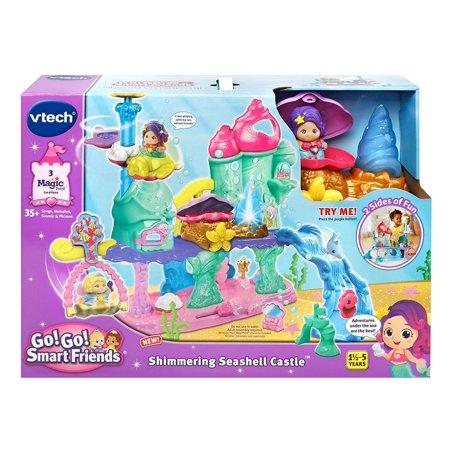 Riding School Playset - VTech Go! Go! Smart Friends Shimmering Seashell Castle Preschool Playset