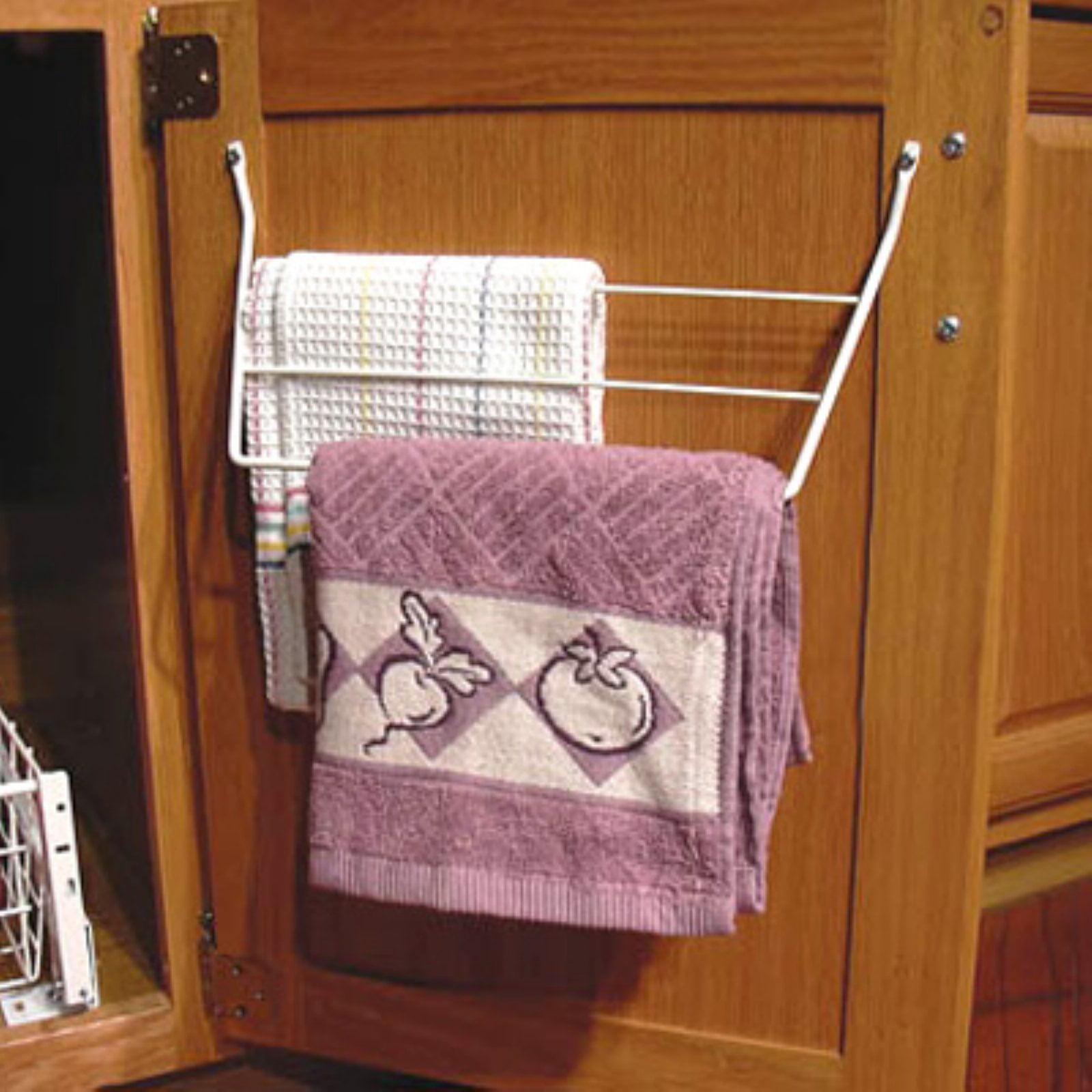 Rev-a-Shelf Door Storage Towel Holder
