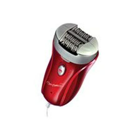 Emjoi Hair Removal System (EMJOI AP18 EMAGINE RED EPILATOR 72 TWEEZER HEAD CORDED)