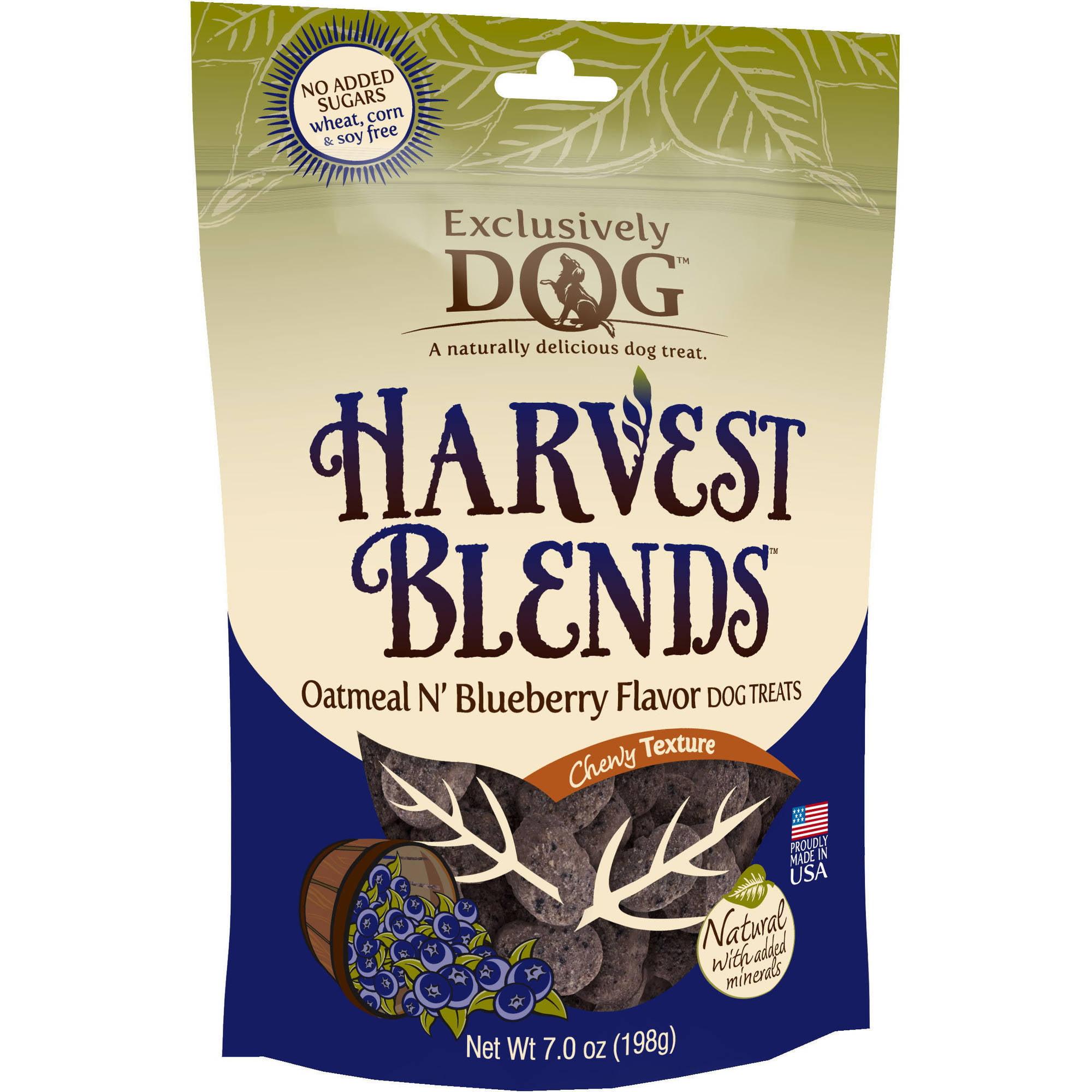 Harvest Blends, Oatmeal N' Blueberry