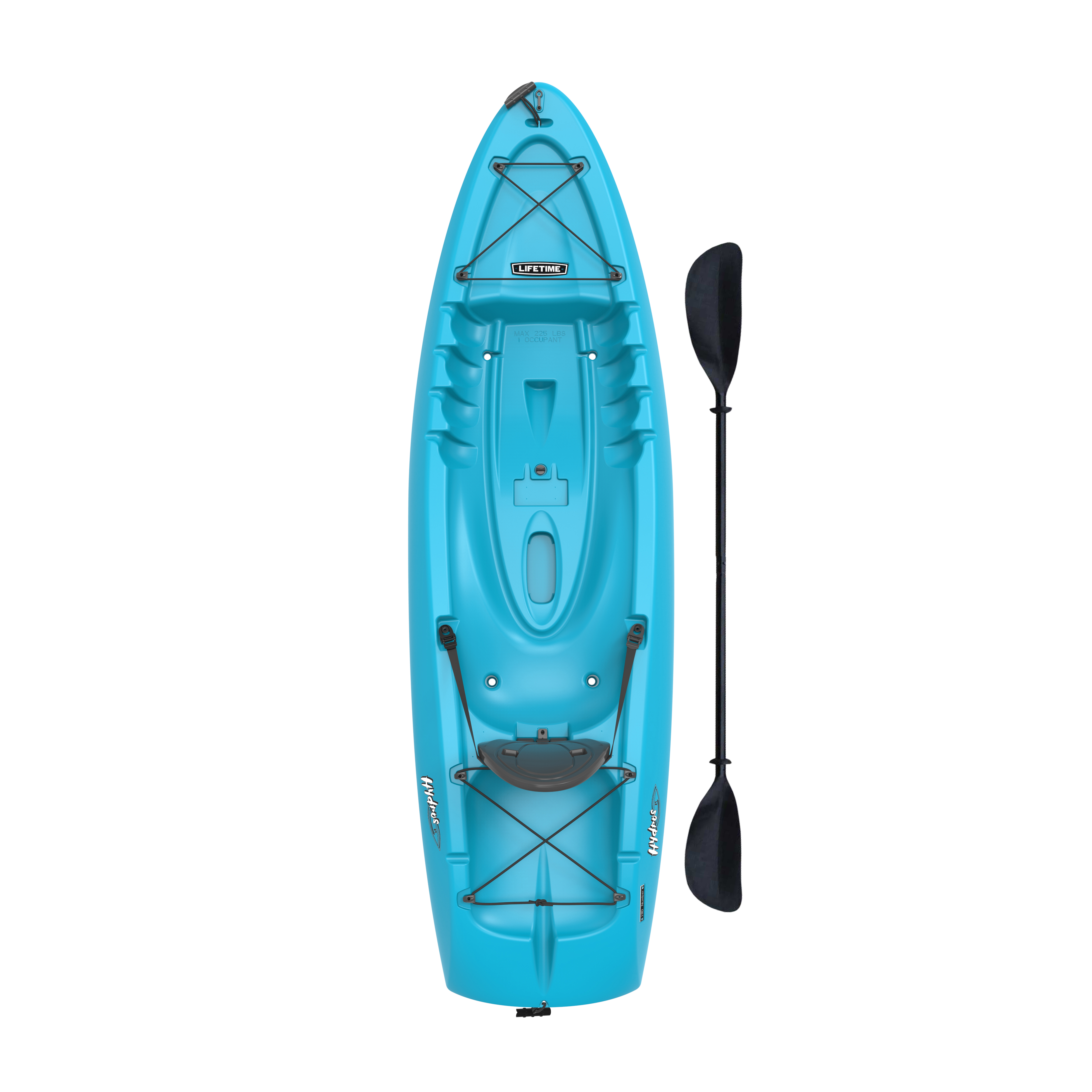 Lifetime Hydros 8 ft 5 in Sit-on-top Kayak (Paddle Included