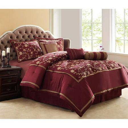 Discontinued Francesca 8 Piece Comforter Set