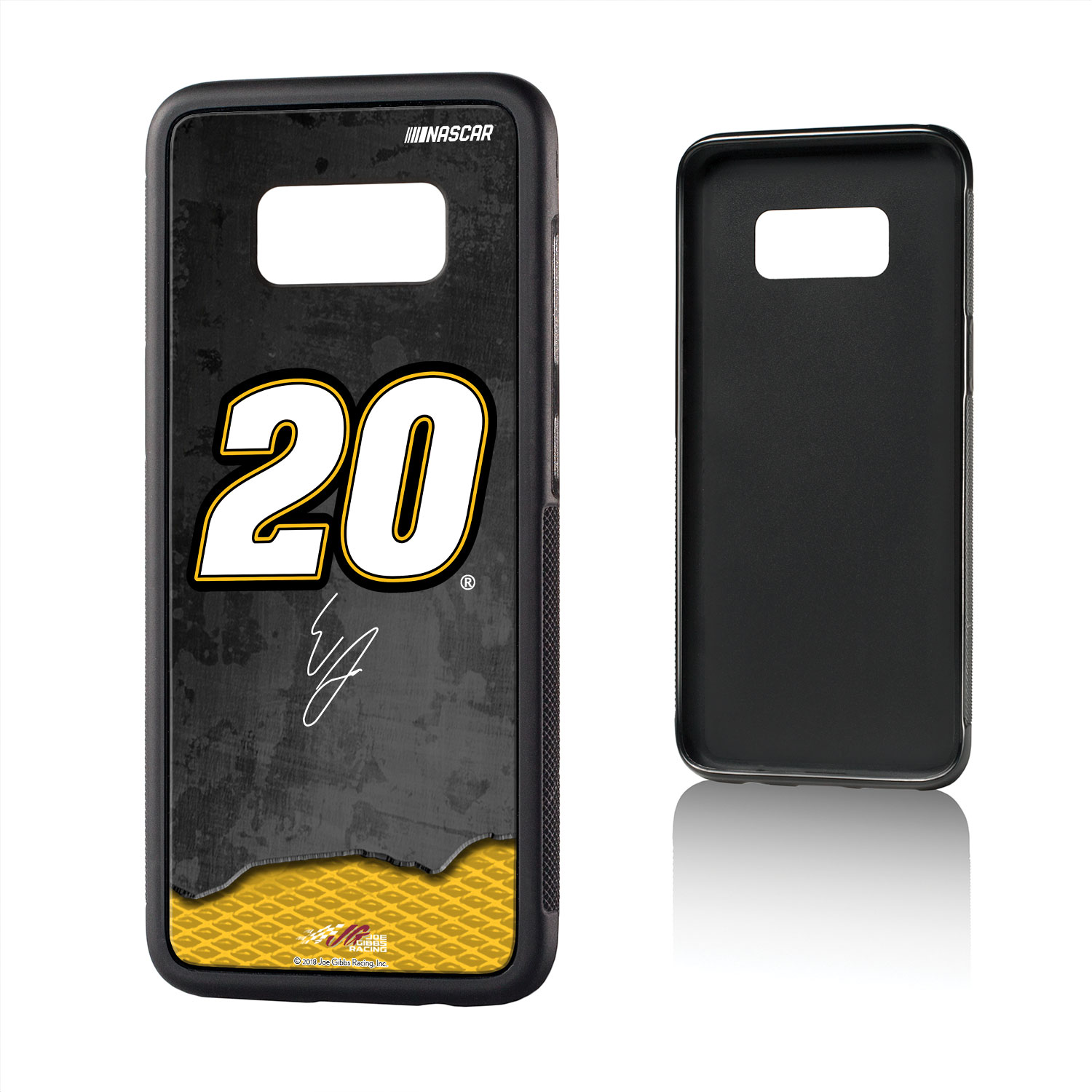 Erik Jones Fast Bump Case for Galaxy S8