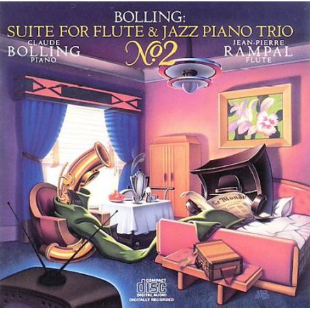 Suite for Flute & Jazz Trio 2