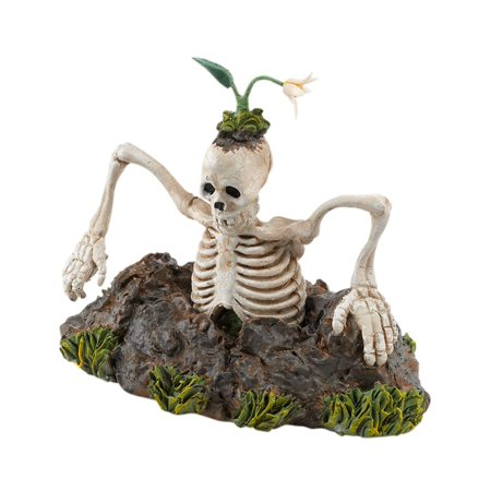 Accessories for Villages Halloween Grave Escape Accessory Figurine, 2.17 inch, Intricately hand painted By Department 56 (Insomniac Escape Halloween)
