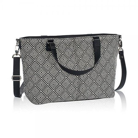 9b350c0b5fa175 Thirty-One - Thirty One Miles Of Style in Graphic Weave - No Monogram -  8156 - Walmart.com