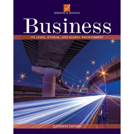 Business : Its Legal, Ethical, and Global (Legal Environment Of Business In India Notes)