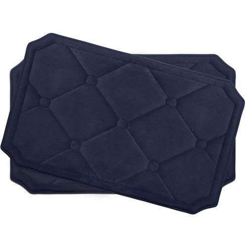 Bounce Comfort Gertie Premium Memory Foam Bath Mat