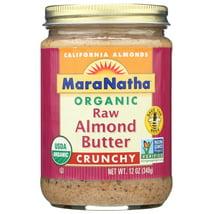 Peanut & Nut Butters: MaraNatha Organic Almond Butter