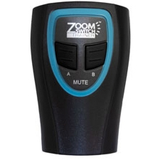ZoomSwitch Headset Training Adapter with Mute for Wireless and Corded Headsets