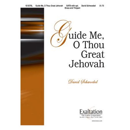 Guide Me, O Thou Great Jehovah (Guide Me O Thou Great Jehovah Words)