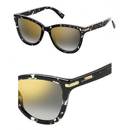 Marc Jacobs Marc 187/S Sunglasses 09WZ 54 Havana Black (Tween Sunglasses)