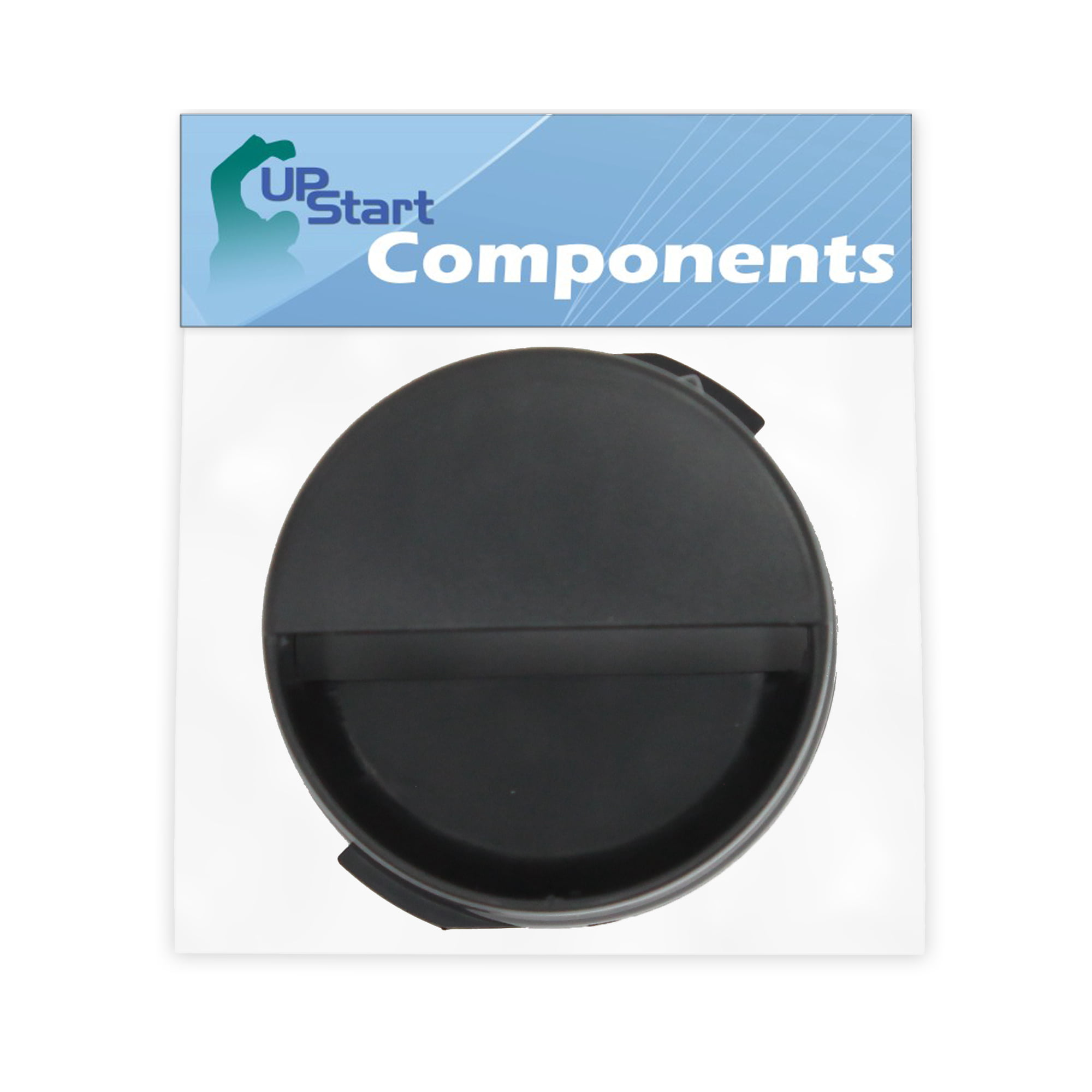 2260502b Refrigerator Water Filter Cap Replacement For Kitchenaid Ksss48ftx04 Refrigerator Compatible With Wp2260518b Black Water Filter Cap