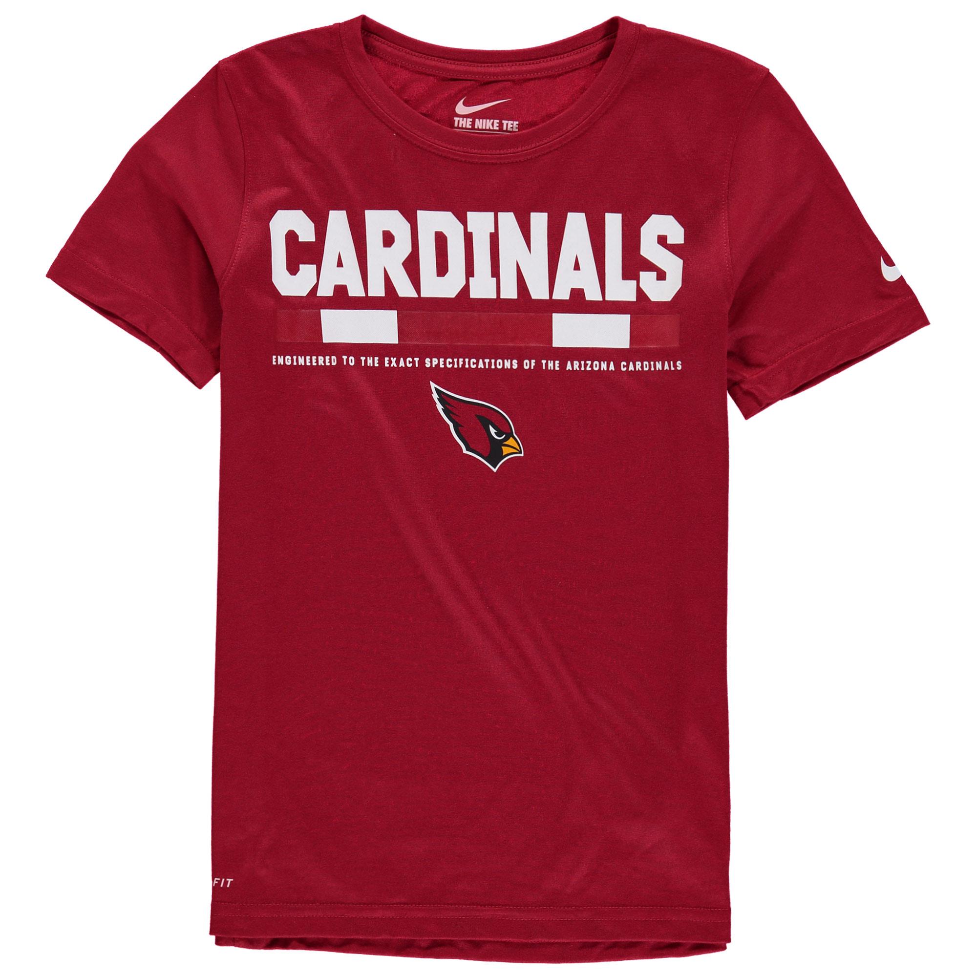 arizona cardinals nike t shirt