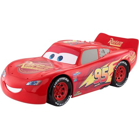 P990 Car (Disney/Pixar Cars 3 Power Revs Lightning McQueen Vehicle)