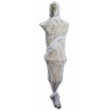 Shaking & Talking Cocoon Prop Halloween Decoration - Severed Arm Halloween Prop