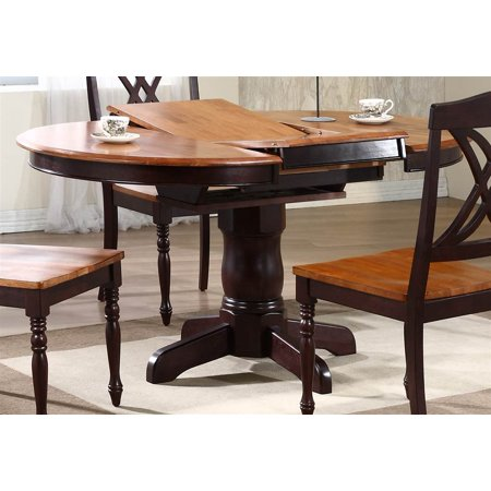 Round Kitchen Tables With Butterfly Leaf