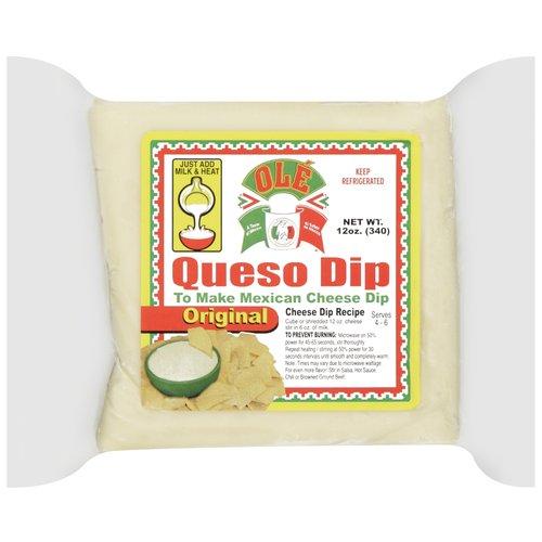 Ole Original Queso Dip, 12 Oz.