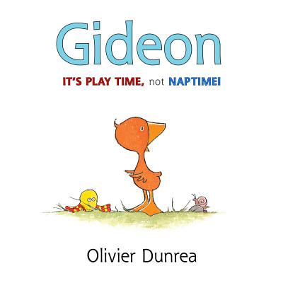 Playboard Book (Gideon Its Play Time not Naptime (Board Book) )