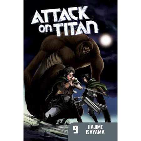 Attack on Titan: Attack on Titan, Volume 9 - Attack On Titan Coat