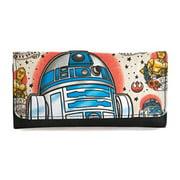 Loungefly Star Wars R2-D2 Tattoo Wallet