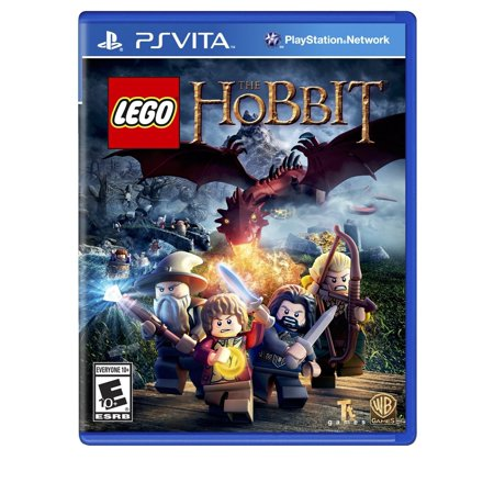 Wb Lego The Hobbit   Action Adventure Game   Ps Vita  1000461326