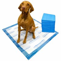 OUT! MonsterPads 7-Layer Dog Training Pads, 36x36 Inch, 60 Count