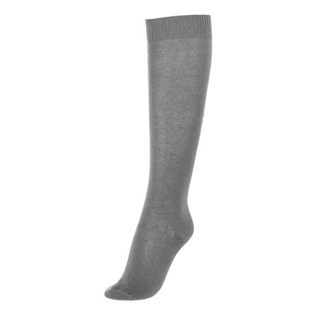 Flat Knit Knee Socks (Vogue Knitting Socks)