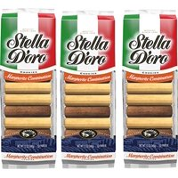 Stella D'oro Margherite Combination Cookies 12 oz. Package (3 Pack)