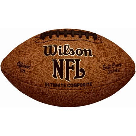 Wilson Ultimate Tack Composite Football