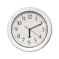 "Poolmaster 12"" Outdoor Clock - White"