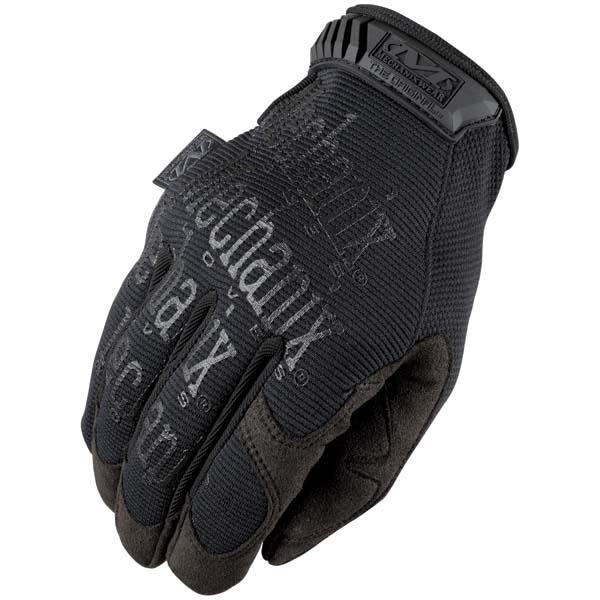 Mechanix Wear MG-55-010 The Original Covert Glove, Tactical, Black, Large