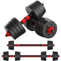Skonyon 66 Pounds Adjustable Dumbbells-Pair