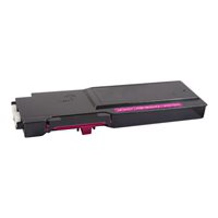 CIG Premium Replacement - High Yield - magenta - toner cartridge (equivalent to: Dell 331-8431, Dell 331-8427, Dell H5XJP, Dell XKGFP) - for Dell Color Laser Printer C3760dn, C3760n