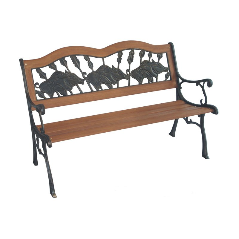 DC America If Pigs Could Fly 4 ft. Garden Bench