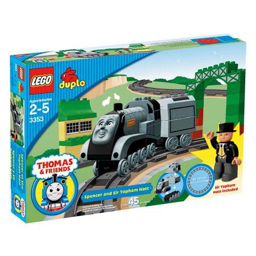 Lego Duplo Thomas & Friends Set, Spencer and Sir Topham Matt