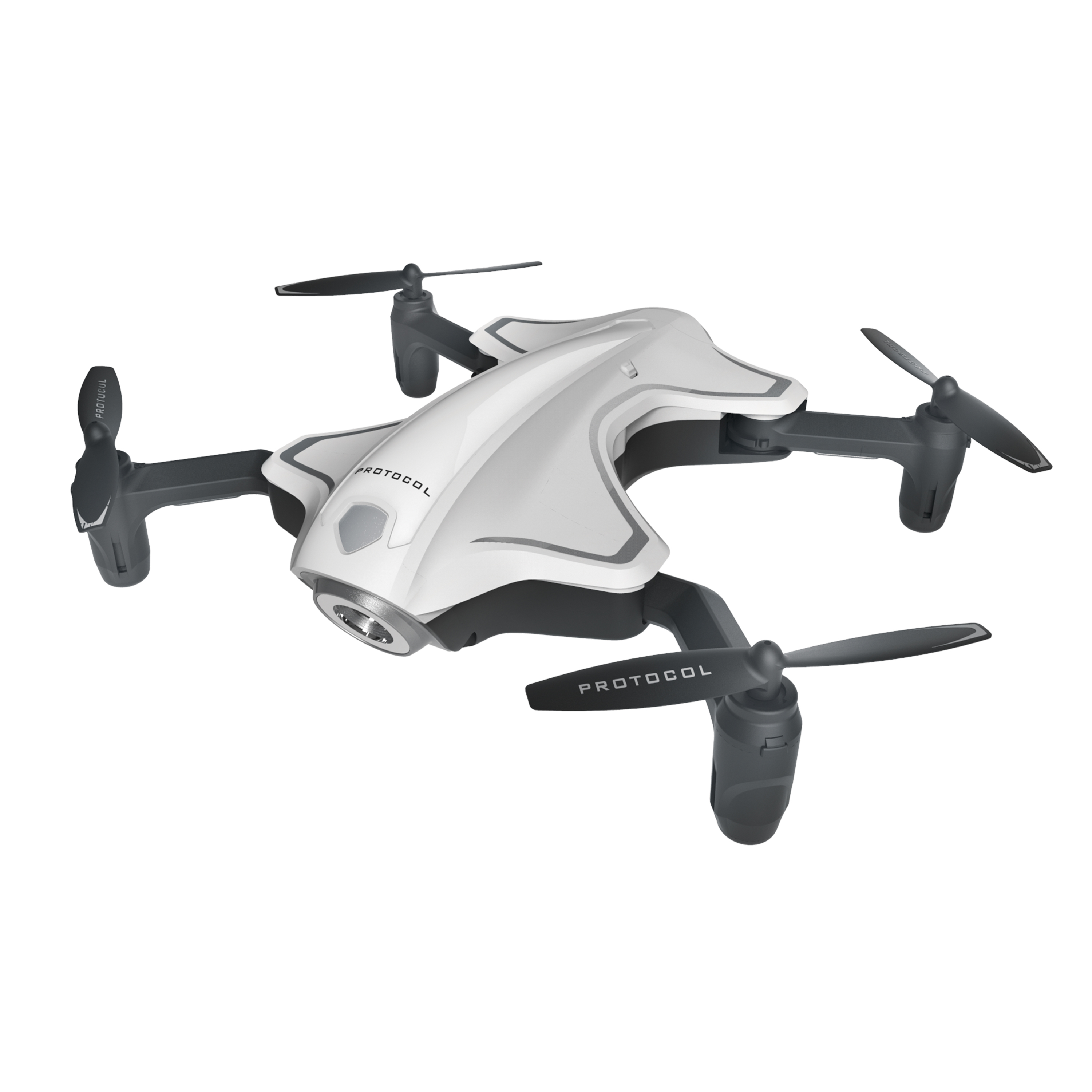 Protocol Director™ Foldable Drone with Live Streaming Camera